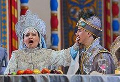 Руслан и Людмила в Большом театре